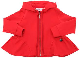 Simonetta Milano Jersey Sweatshirt Hoodie