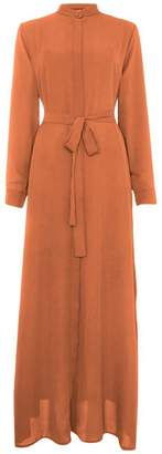 Shorso Maxi shirt dress