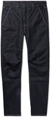 Rag & Bone Engineer Workwear Slim-Fit Selvedge Denim Jeans - Men - Blue
