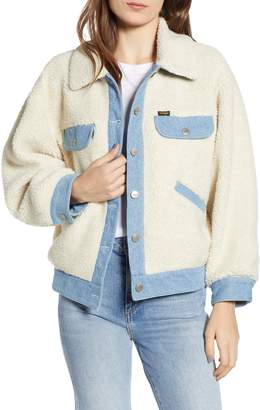 Wrangler Fleece & Denim Jacket