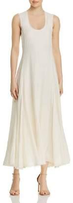 Elizabeth and James Lenox Textured Maxi Dress