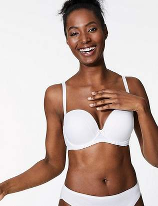 Marks and Spencer 2 Pack Padded Push-Up Plunge Strapless Bras A-E