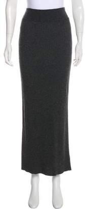 Elizabeth and James Maxi Knit Skirt