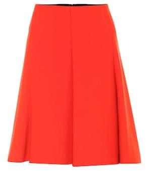Schumacher Dorothee Wool-blend skirt