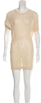 Malo Knit Mini Dress