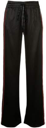 Amiri side stripe trousers