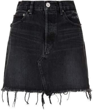 Moussy Vintage Libby Denim Skirt