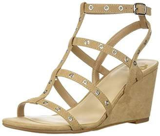 Fergalicious Women's Empire Wedge Sandal