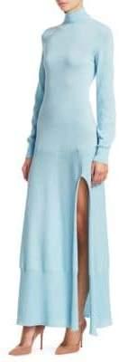 Jacquemus Baya Turtleneck Maxi Dress