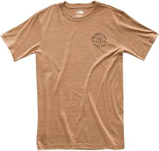 The North Face Tri-Blend Edge To Edge Bear T-Shirt - Men's