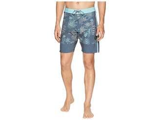 VISSLA Boho Coast Four-Way Stretch Boardshorts Men's Swimwear