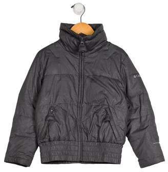 Columbia Girls' Quilted Puffer Jacket