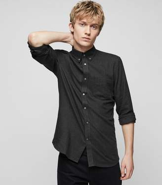 Reiss Emerick Flannel Shirt