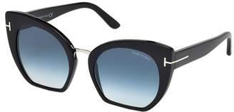 Tom Ford Samantha Sunglasses Black