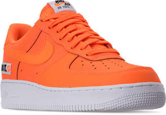 Nike Men's Force 1 '07 LV8 JDI Leather Casual Shoes