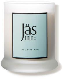 Archipelago Botanicals Jasmine Frosted Jar Candle