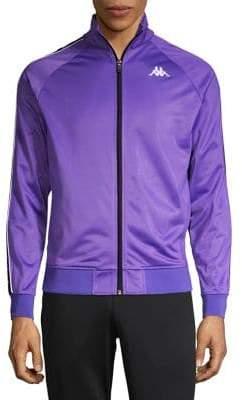Kappa Zip Track Jacket