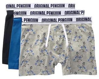 Original Penguin Fashion Boxer Brief - Pack of 3