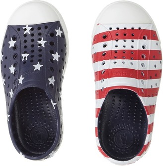 Native Kids Shoes - Jefferson Stars and Stripes Print Kid's Shoes $40 thestylecure.com