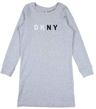 DKNY Grey Clothing For Kids - ShopStyle UK 3074de7e4f1