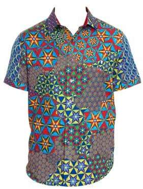 Robert Graham Prism Printed Shirt