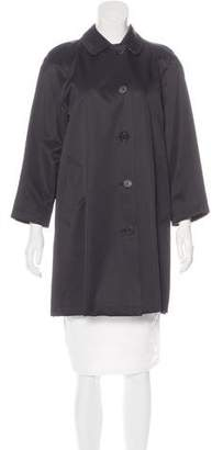 Burberry Collared Coat