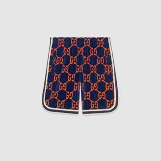 Gucci GG chenille shorts