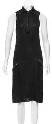 Fendi Knit Midi Dress