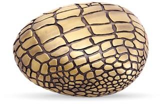 L'OBJET Crocodile paperweight