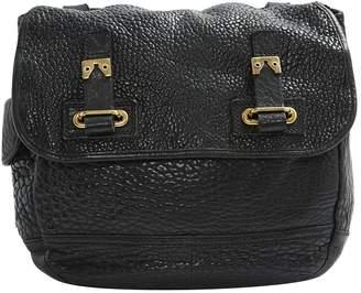 Saint Laurent Messenger Black Leather Handbag