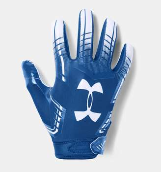 Under Armour Pee Wee UA F6 Football Gloves
