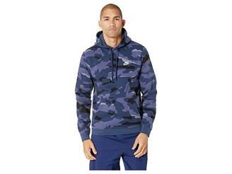 Nike NSW Club Camo Hoodie Pullover BB