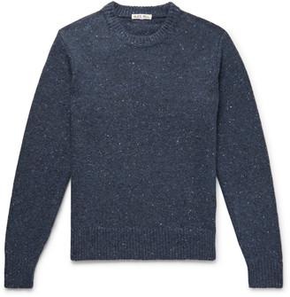 Alex Mill Merino Wool-Blend Sweater - Men - Blue