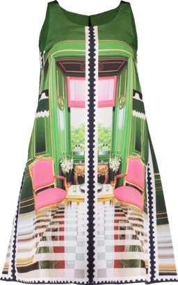 Mary Katrantzou Ad Trapeze Dress
