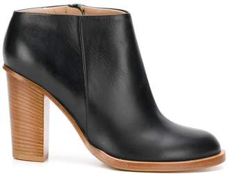 Ports 1961 zipped ankle boots