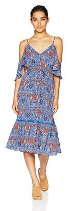 Jack by BB Dakota Junior's Marrakeh Express Printed CDC Dress