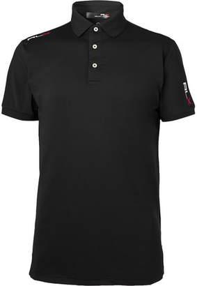 RLX Ralph Lauren Airflow Stretch-Jersey Golf Polo Shirt