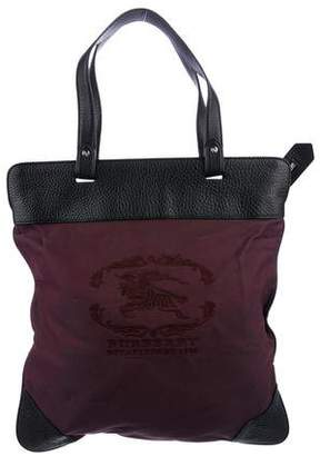 Burberry Stowell Roll-Up Tote