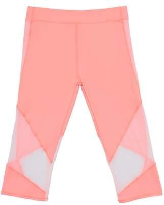 Gossip Girl Summer Mesh Trim Cover-Up Pants