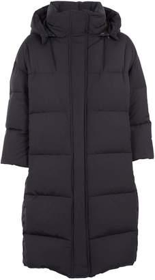 Aspesi Padded Cropped Sleeve Coat