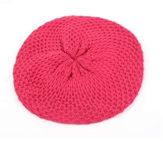 Pop Fashionwear Inc Women Fashion Knit Crochet Beret Hat 912HB