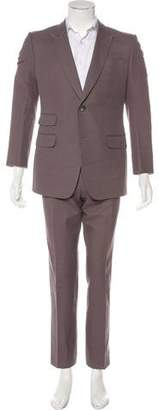 Gucci Woven Two-Piece Suit