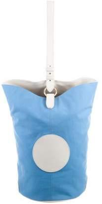 Diane von Furstenberg Steamer Canvas Bag