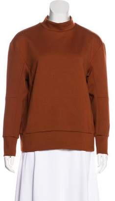 The Arrivals Long Sleeve Mock Neck Top