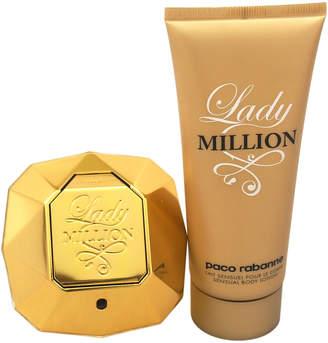 Paco Rabanne Women's Lady Million 2Pc Gift Set