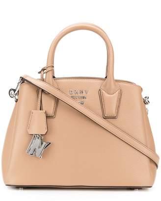 DKNY hutton satchel bag