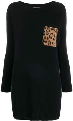 Simonetta Ravizza Spacchi knitted dress