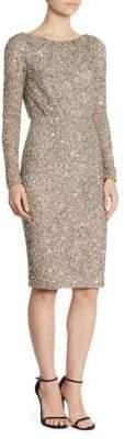 Rachel Gilbert Viera Sequin Dress