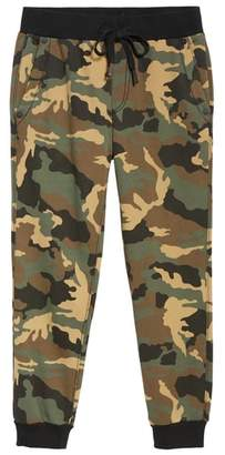 True Religion Brand Jeans Big T Slim Camo Sweatpants