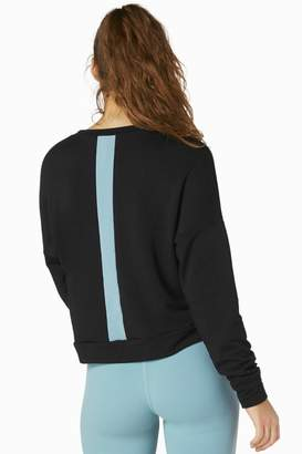 Beyond Yoga Color Streak Pullover